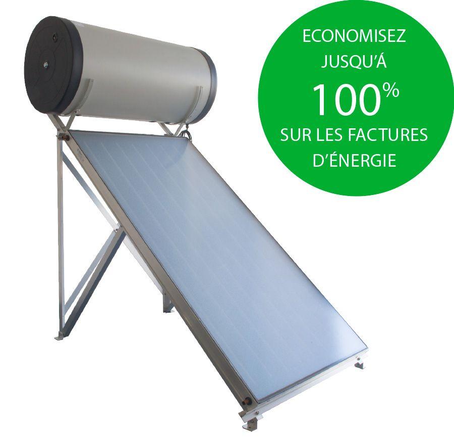 Système solaire par thermosiphon